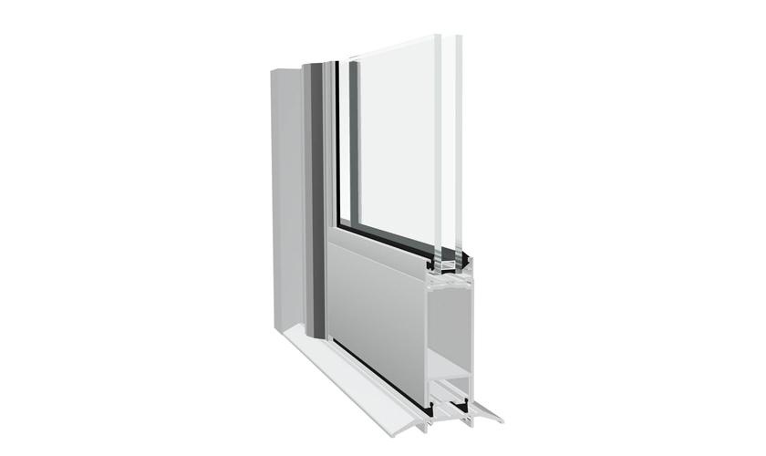 202 Aluminium Door