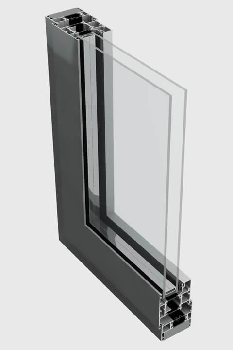 58BW window
