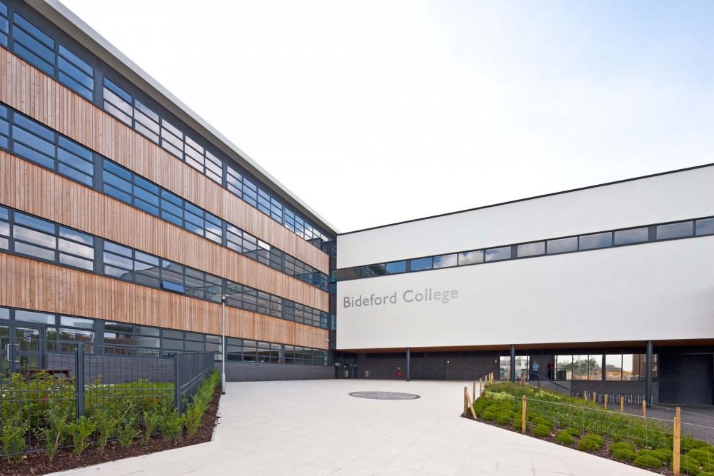 Bideford College. Bideford, Devon