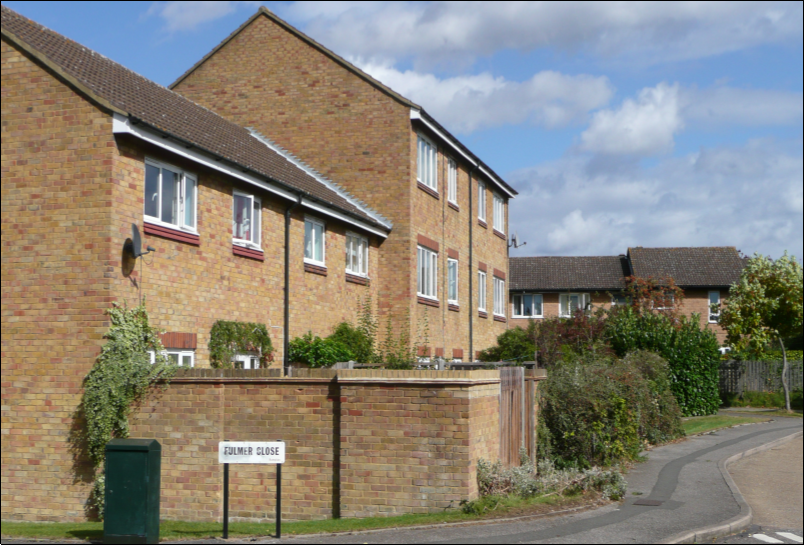 Fulmer Close, Richmond, Surrey