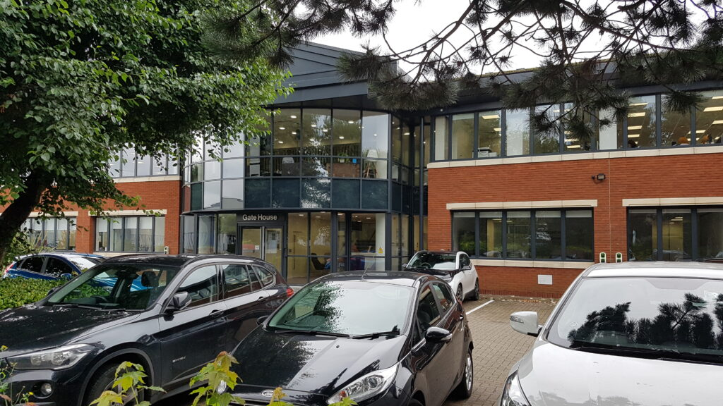 Taylor Wimpey Head Offices, High Wycombe