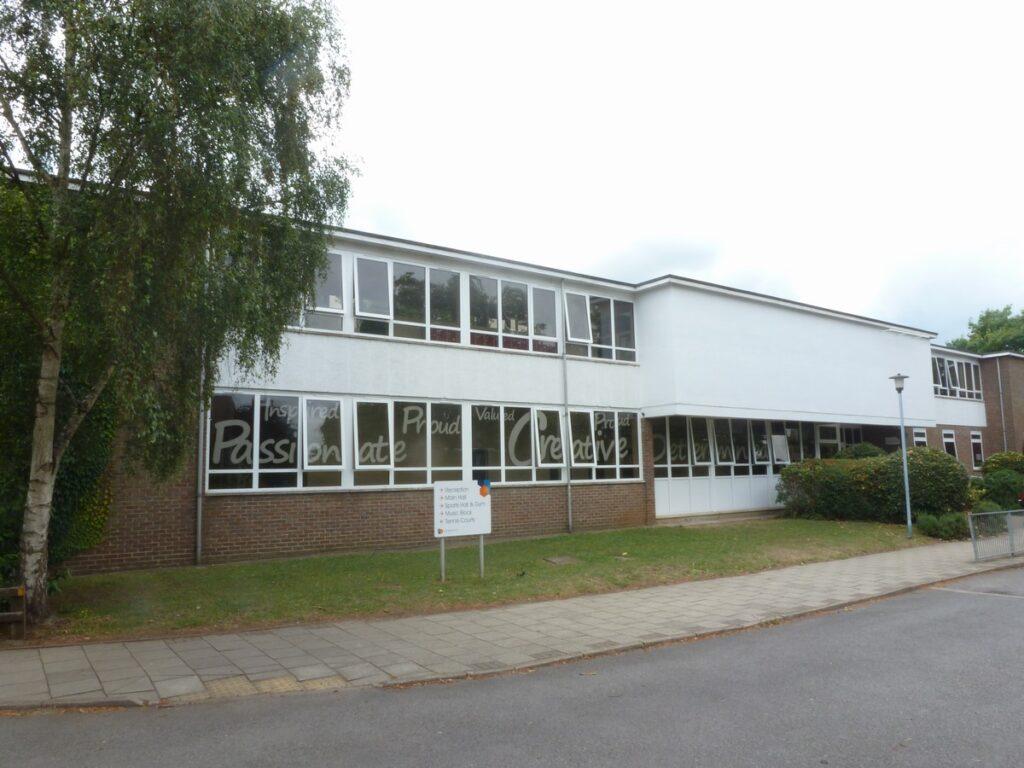 John Mason School, Abingdon, Oxfordshire