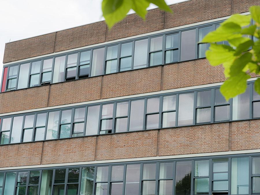 Replacement Aluminium Windows Maths Block, Reading University