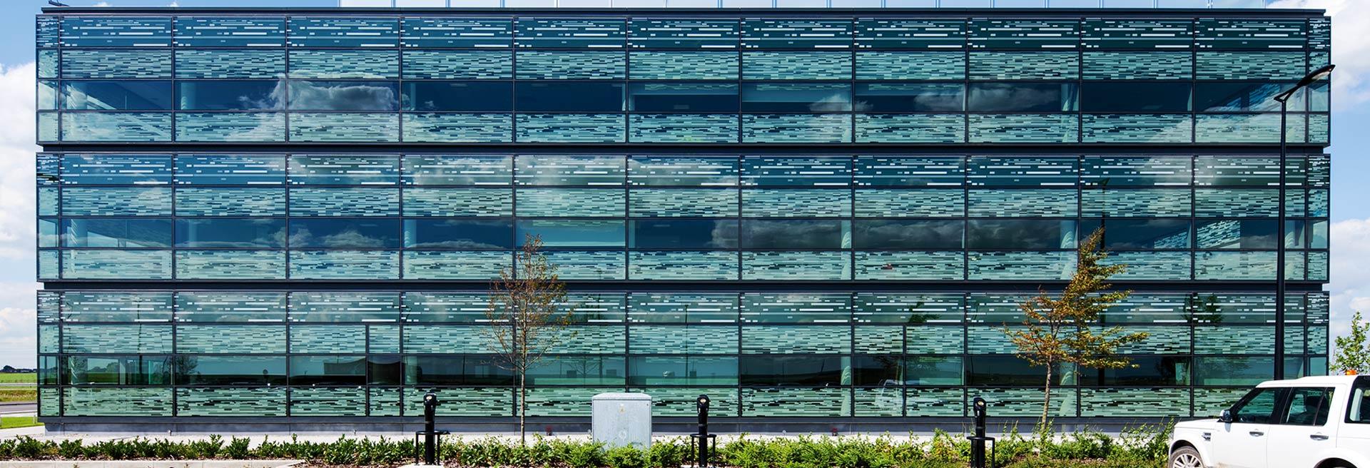 Technal Aluminium Curtain Walling