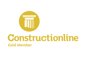 Constructionline Gold membership logo