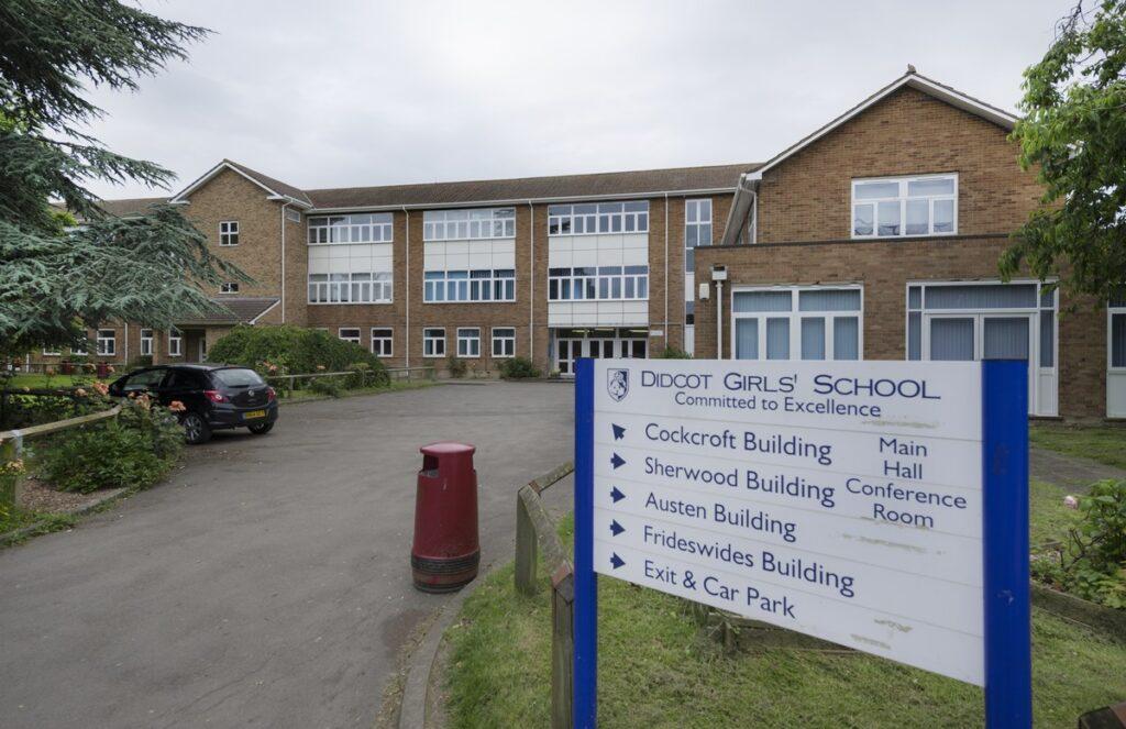Cockcroft Building, Didcot Girls School